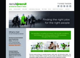 Recruitrecruit.co.uk thumbnail