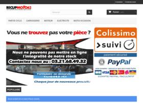Recupmoto62.fr thumbnail