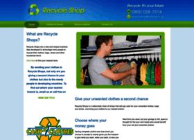Recycle-shops.co.uk thumbnail