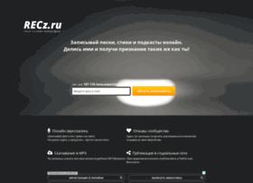 Recz.ru thumbnail