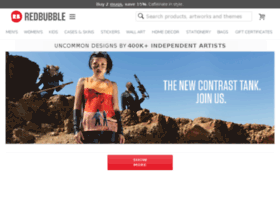 Redbubble.net thumbnail