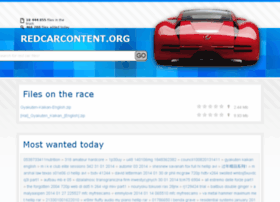 Redcarcontent.org thumbnail