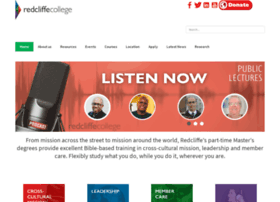 Redcliffe.ac.uk thumbnail