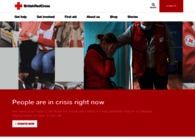 Redcross.org.uk thumbnail