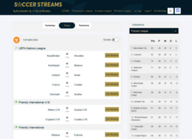 Reddi.soccerstreams.net thumbnail