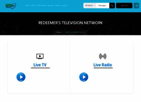 Redeemersnetwork.tv thumbnail