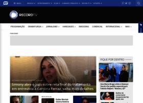 Rederecord.com.br thumbnail