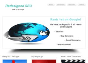 Redesignedwebsite.info thumbnail