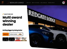Redgatelodge.co.uk thumbnail