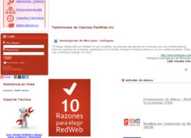 Redweb.mx thumbnail
