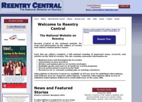 Reentrycentral.org thumbnail
