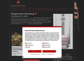 Reeperbahn-hamburg.de thumbnail