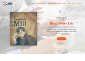 Reesenewslab.org thumbnail
