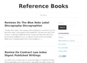 Referencebooksz.net thumbnail