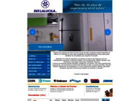 Reflalucila.com.ar thumbnail