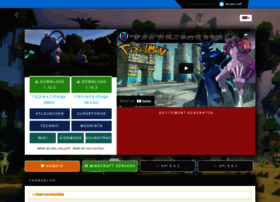 reforged gg at WI  Pixelmon Reforged