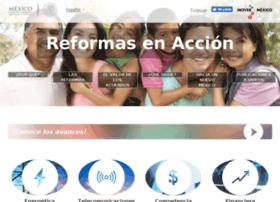 Reformas.gob.mx thumbnail