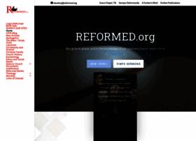Reformed.org thumbnail