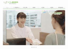 Refre-pharmacy.jp thumbnail