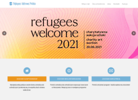 Refugees-welcome.pl thumbnail