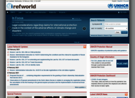 Refworld.org thumbnail