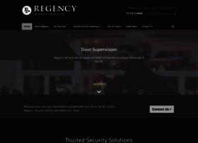 Regencysecurity.co.uk thumbnail