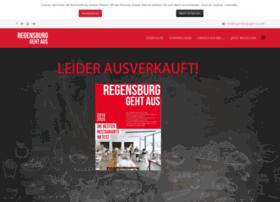 Regensburg-geht-aus.de thumbnail