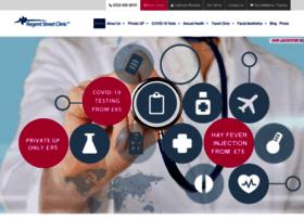 Regentstreetclinic.co.uk thumbnail