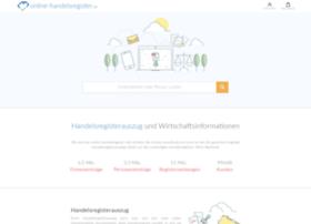 Kundenservice Online Handelsregister De At Website Informer