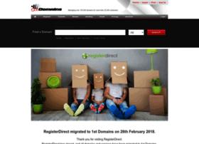 Registerdirect.co.nz thumbnail