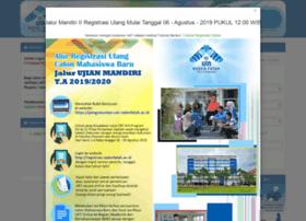 Registrasi.radenfatah.ac.id thumbnail