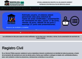 Registro.orearagua.com.ve thumbnail
