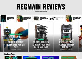 Regmain.com thumbnail