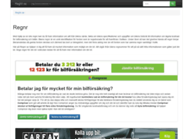 Regnr.se thumbnail