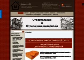 Regstroy-m.ru thumbnail