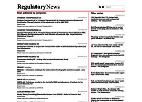 Regulatorynews.co.uk thumbnail