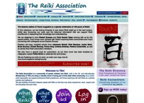 Reikiassociation.org.uk thumbnail