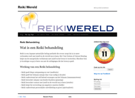 Reikiwereld.nl thumbnail