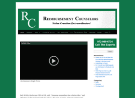 Reimbursementcounselors.com thumbnail