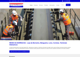 Reinodaborracha.com.br thumbnail