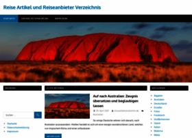 Reiseartikelverzeichnis.de thumbnail
