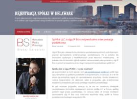 Rejestracjaspolkiwdelaware.pl thumbnail