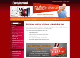 Reklamniplachty-tisk.cz thumbnail