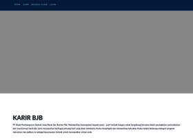 Rekrutmen.bankbjb.co.id thumbnail