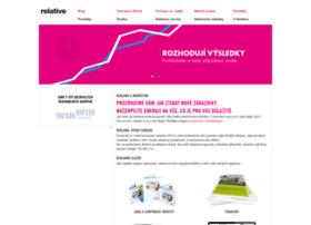 Relativedesign.cz thumbnail