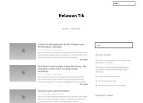 Relawan-tik.or.id thumbnail