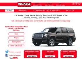 Reliablecarrentals.com thumbnail