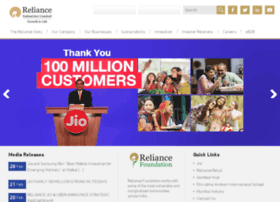 Reliance.co.in thumbnail