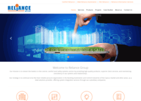 Reliance.com.cy thumbnail