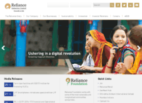 Reliance.in thumbnail